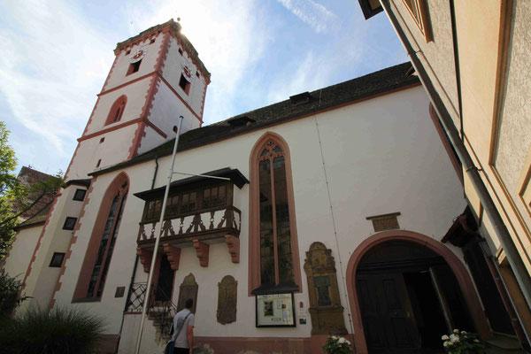 Die ev. Kirche St. Nikolai