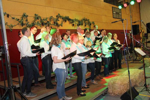 """""""Music Wave – Singgemeinschaft"""", Kleinwallstadt"""