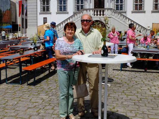 Rita und Karl Fritz