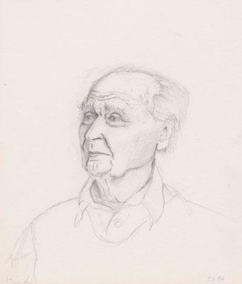 Kurt Leonhard, Zeichnung, 2006
