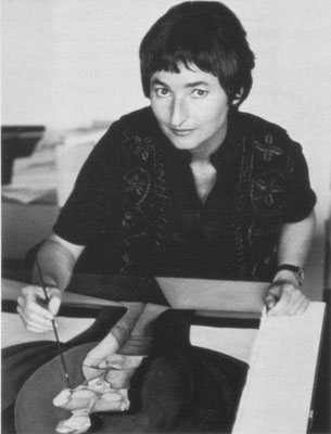 Im Atelier, 1978