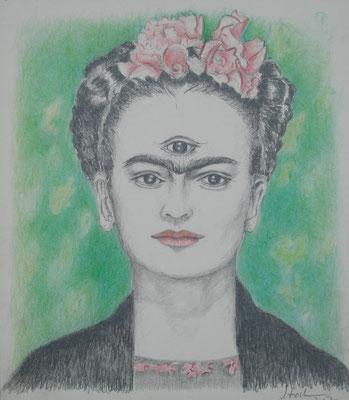 Frida Kahlo (#419)