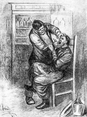 интересных иллюстрации к рассказу чехова хирургия постоянно самоусовершенствуемся