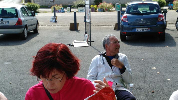 Jade et Jean Michel Dubois