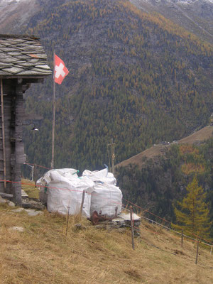 Big-Bags Ofenholz