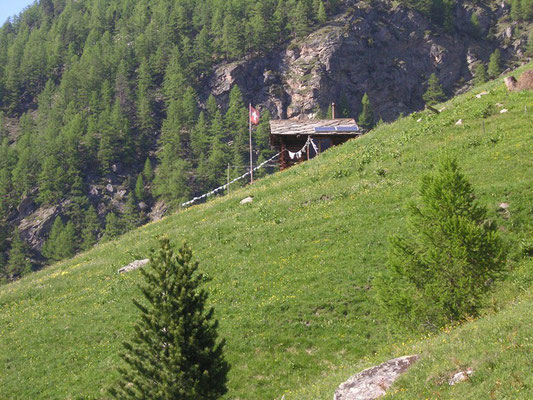 Eremo, Alp im Oberwallis