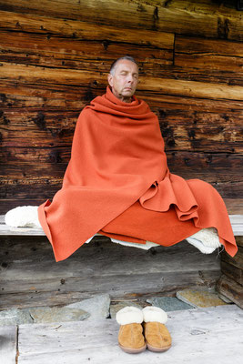 Bruder Markus meditieren