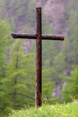 Kreuz auf der Klause