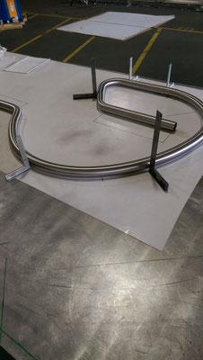 Rahmen für Fahrgestell