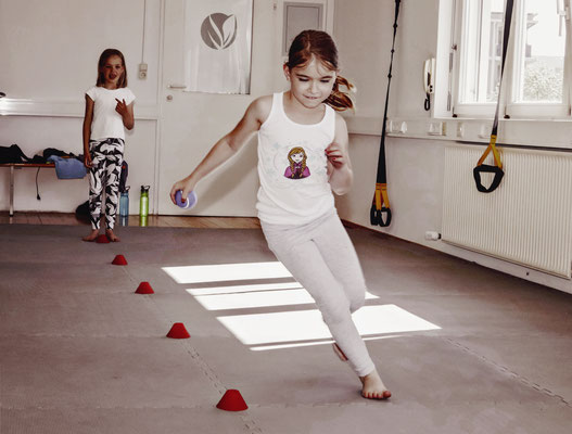 Kindersommer mit SYMBIOFIT3