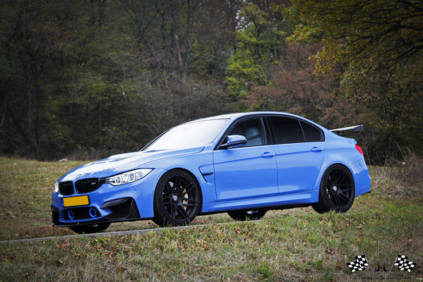 WeDRIVE: Fully Tuned 562HP BMW M3 F80 - TrackandTuner