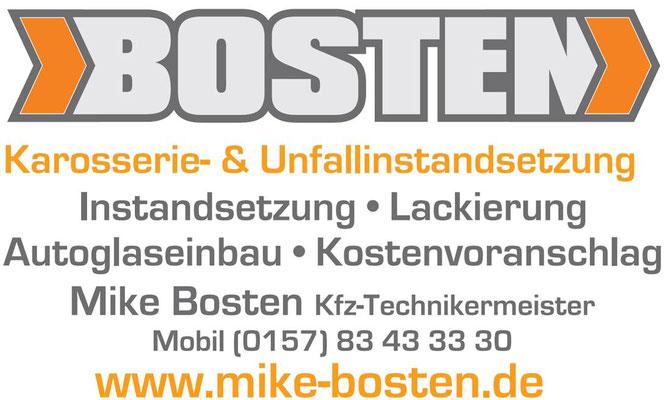 Bosten - Karosserie- und Unfallinstandsetzung