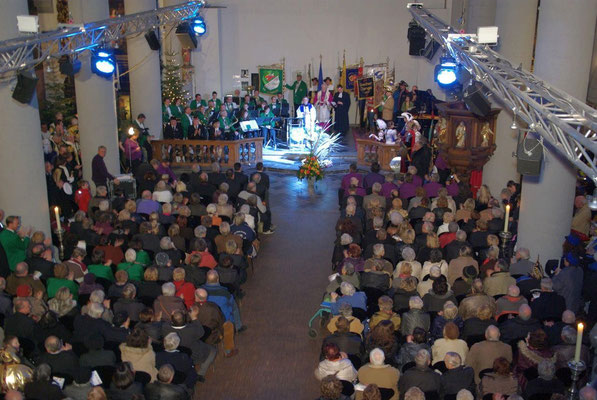 Ökumenischer Wortgottesdienst Fest-AAK 2012