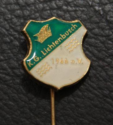 Ehrennadel 1x11 Jahre aktive Mitgliedschaft