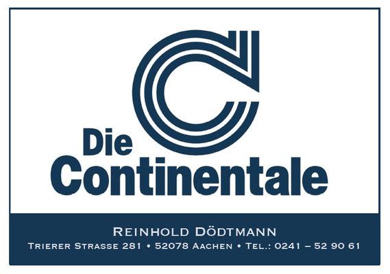 Die Continentale - Reinhold Dödtmann