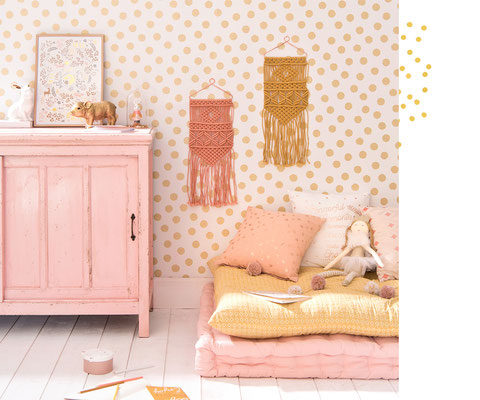 nouvelle collection so blush by maison du monde chemin des tendances. Black Bedroom Furniture Sets. Home Design Ideas