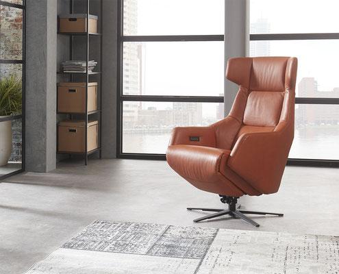 Relaxfauteuil (sta-op stoel) TW-134