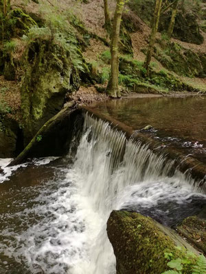 Wasserfall Baybachtal