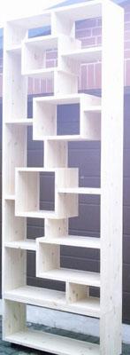 Raumtrenner / Bücherregal nach Kundenwunsch