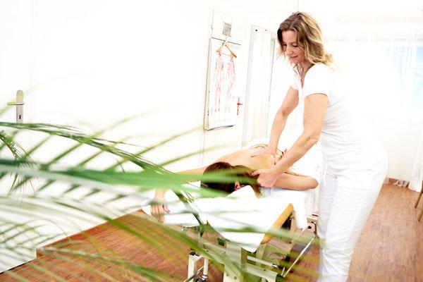 Klassische Massage in der Gesundheits-Oase Baldingen, Nähe Bad Zurzach, Lengnau, Döttingen