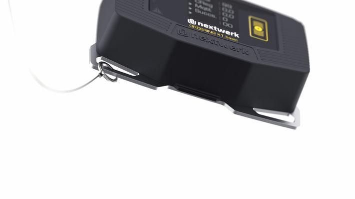 Produktdesign Ordering Sensor für www.nextwerk-solutions.com