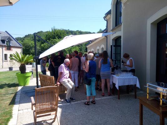 Salle de réception pour mariage, vin d'honneur, restaurant, Laon, Soissons,