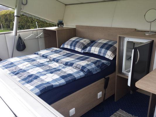 Höhenverstellbares Bett