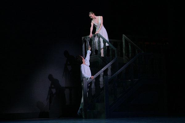 第12回発表会 - 『ロミオとジュリエット』よりバルコニーのパ・ド・ドゥ