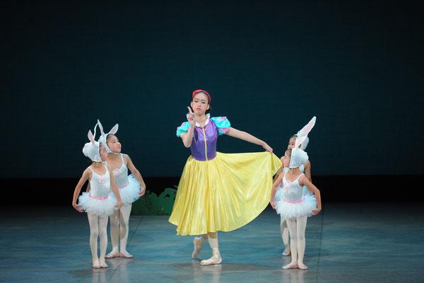 第12回発表会 - 『白雪姫』