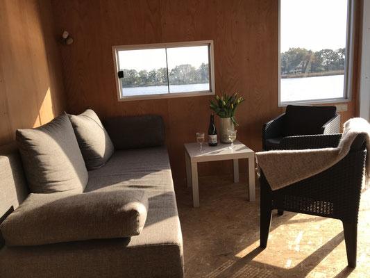 Innenbereich Hausboot 3