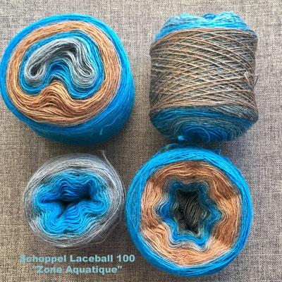 """Schoppel Laceball 100 """"Zone Aquatique"""""""