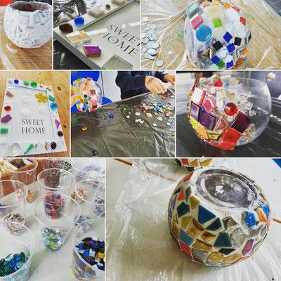 Mosaik-Werkstatt