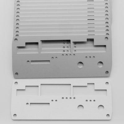 Beispiel einer Frontplatte
