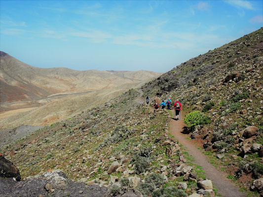 Wanderbare Wege auf Fuerteventura