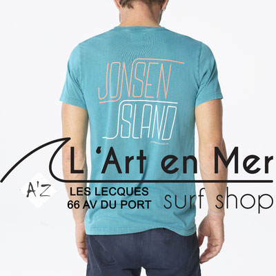 L' Art en Mer Jonsen island 2020