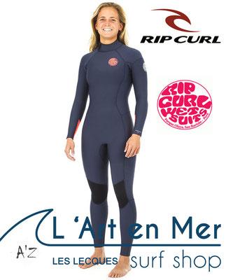 L'art en mer concept store Surf Shop Les Lecques Saint Cyr sur Mer combinaisons femmes Ripcurl