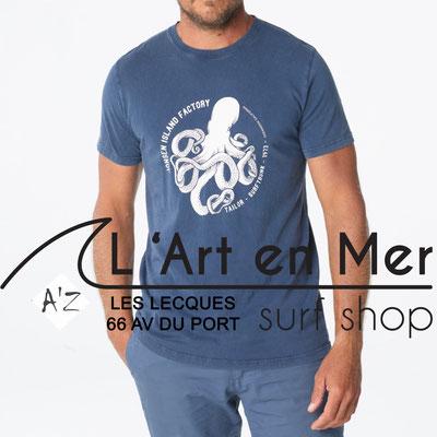 L' Art en Mer Jonsen island 2020 t-shirt-classic-origin-navy
