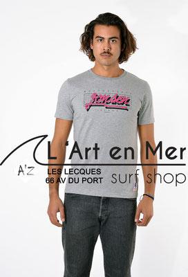 L'Art en Mer Surf Shop Les Lecques Jonsen Island t-shirt-classic-bubble-hgr