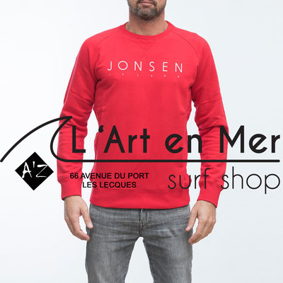 Jonsen island sweat-falco-simple