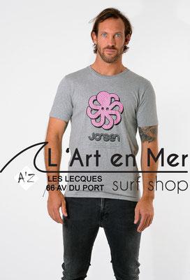 L'Art en Mer Surf Shop Les Lecques Jonsen Island t-shirt-classic-big-art-hgr