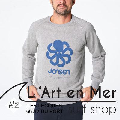 L' Art en Mer Jonsen island 2020 sweatshirt-falco-big-hgr