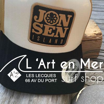 Jonsen island casquettes trucker-hat-p-white