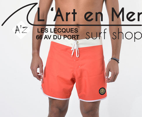 L'Art en Mer Surf Shop Les Lecques Jonsen Island jon-one-belt-coralwhite