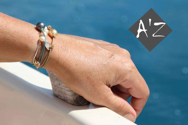 L'art en mer concept store surf shop les lecques bijoux perles de Tahiti