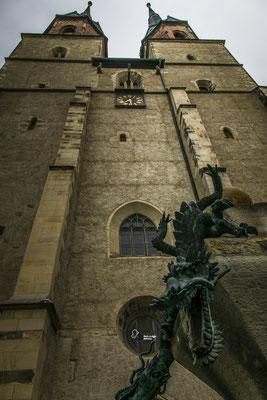Marktkirche unser lieben Frauen in Halle