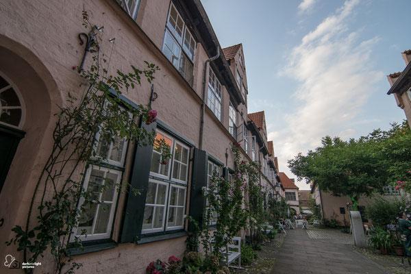 Füchtingshof zu Lübeck
