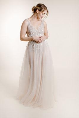 Kleid Flower, Body Hanna