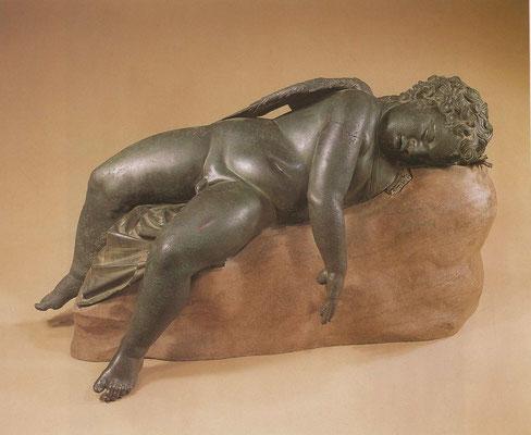 3 Sleeping Eros from Rhodos