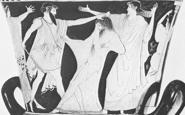 LIMC, Kassandra 198 =Agamemnon 89