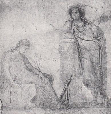 LIMC, Kassandra 196+ =Apollon/Apollo 283